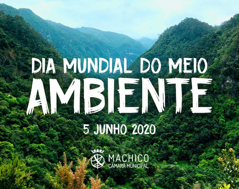 Dia Mundial do Ambiente em Machico   2020