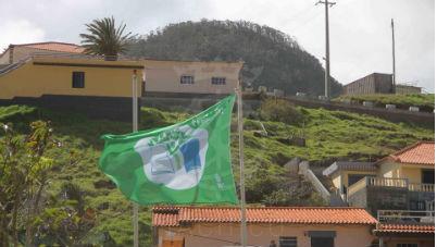 Hastear da Bandeira Eco-Escolas: EB 1º Ciclo / PE do Caniçal