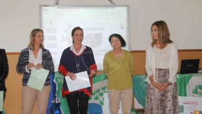 Hastear da Bandeira Eco-Escolas: Centro de Dia Água de Pena