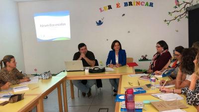 Fórum Eco-Escolas Machico