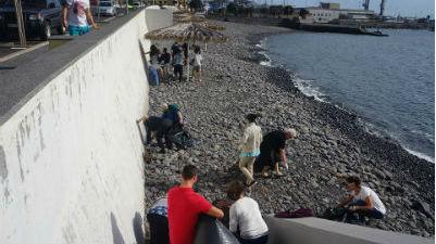 Ajude a Virar a Maré 2017: Limpeza das Praias de Machico