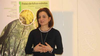 Abertura da Exposição - Árvores Nativas de Portugal