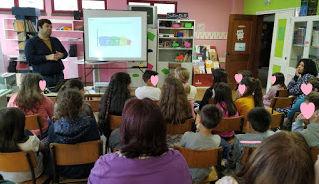 Dia Mundial da Água: edifício escolar dos Maroços