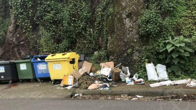 Educação Ambiental: separação e deposição correta do lixo