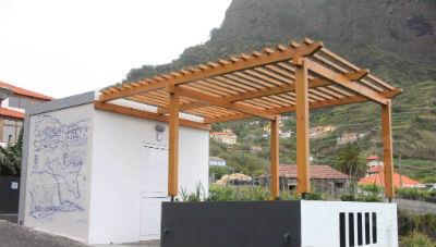 Porto da Cruz: intervenções nas freguesias