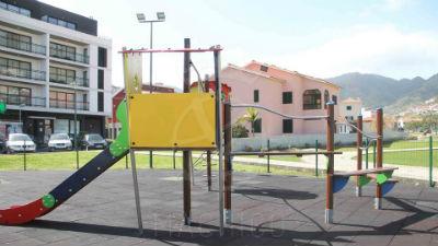 Recuperação do Parque Infantil do Jardim da Graça
