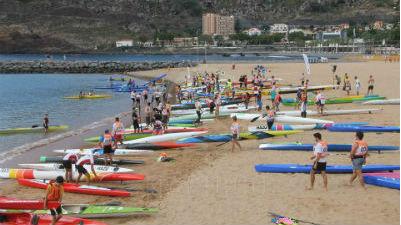 Canoagem na Praia d'Além: Machico Lifestyle