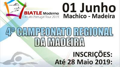 Biatle Moderno: 4º Campeonato Regional da Madeira
