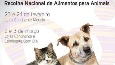 16ª Recolha Nacional de Alimentos: SOS Animal